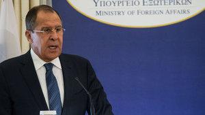 Sergey Lavrov Türkiye'ye geldi