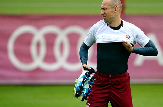 Beşiktaş'tan yüzyılın bombası: Arjen Robben