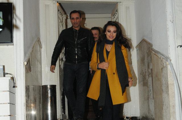 """Tuvana Türkay: """"Rafet'le yakıştırılıyoruz"""""""