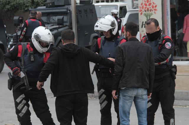 Adana'da 500 polisle şafak operasyonu: 28 gözaltı