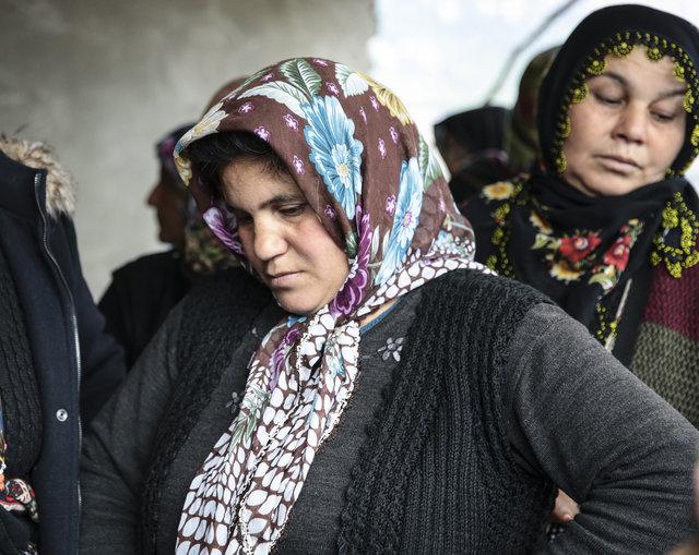 Adana Aladağ'daki yangında kızının öldüğünü yaralı ablasına söyleyemedi
