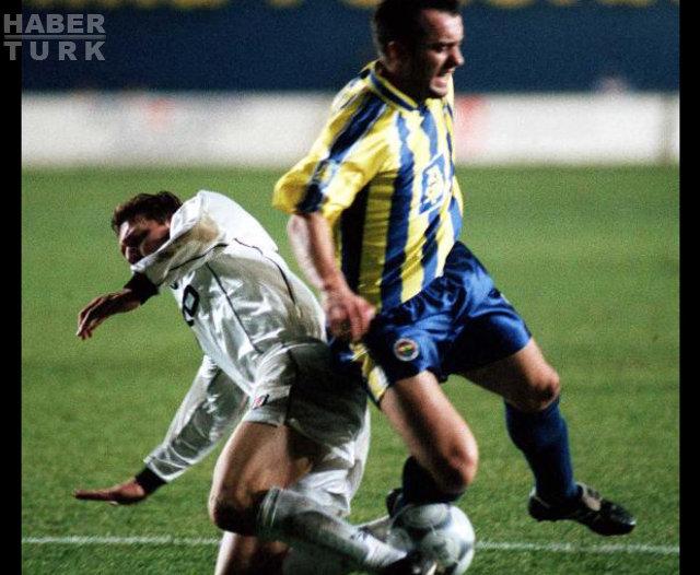 Fenerbahçe - Beşiktaş derbilerinden en özel kareler...