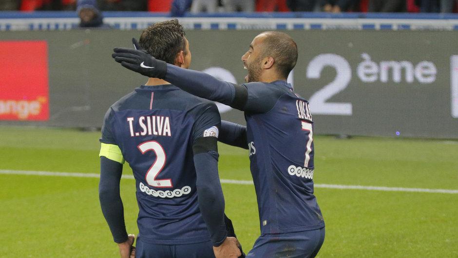 Paris Saint-Germain: 2 - Agners: 0
