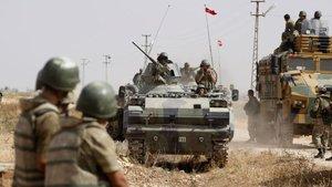 Suriye'de kaybolan askerlerin kimliği belli oldu