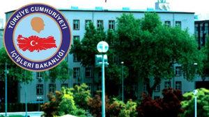 396 ilçe kaymakamı ile 106 vali yardımcısının görev yeri değiştirildi