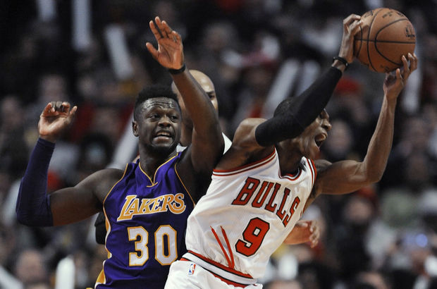 NBA Los Angeles Lakers Chicago Bulls