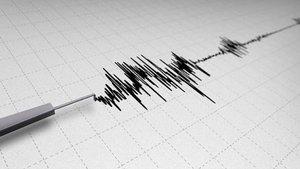 Çankırı deprem meydana geldi