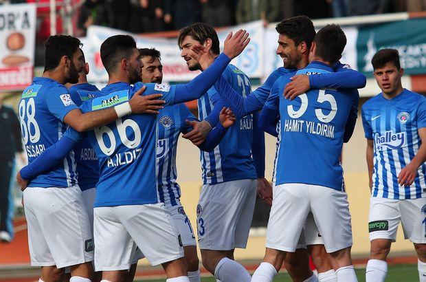 Sancaktepe - Kasımpaşa: 1-2 | maç özeti