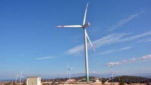 Aksa Enerji  rüzgar enerjisi santralini Güriş'e sattı