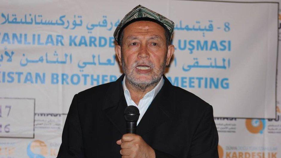 doğu türkistan abdülkadir yapcan