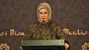 Emine Erdoğan: Kız çocuklarının eğitimi sorun olmaktan çıkmalı