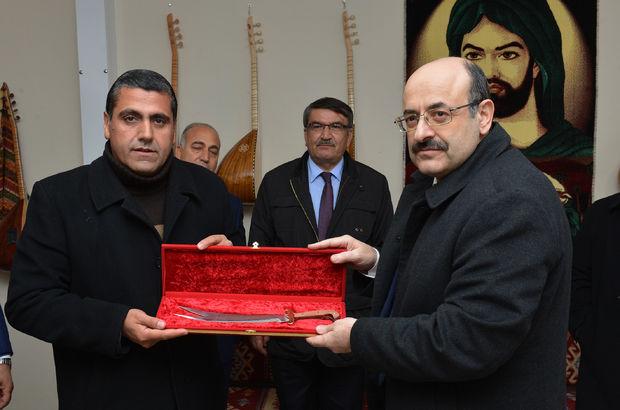 YÖK Başkanı'ndan Tunceli ziyareti