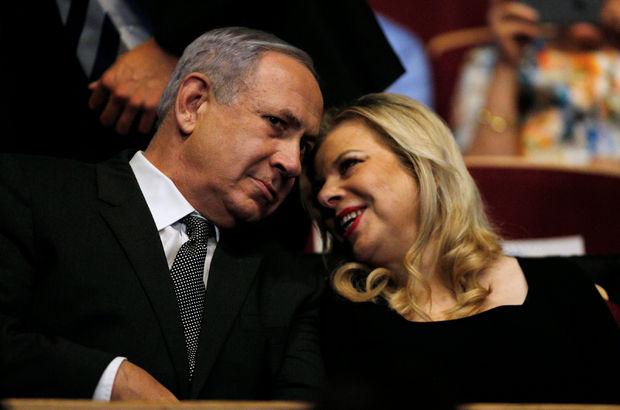 Netanyahu'nun eşine soruşturma