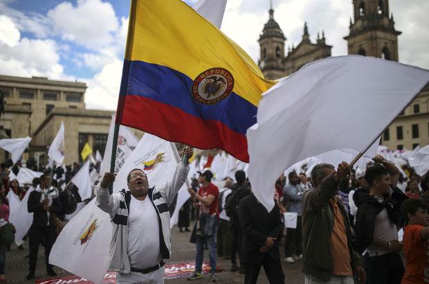 Kolombiya hükümeti ile ELN barış görüşmelerine başlıyor