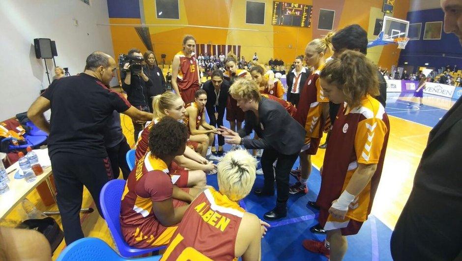 TTT Riga - Galatasaray