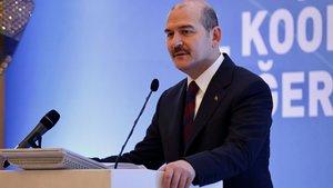 İçişleri Bakanı Soylu: Hedeflerimizden, istikametimizden vazgeçmeyeceğiz