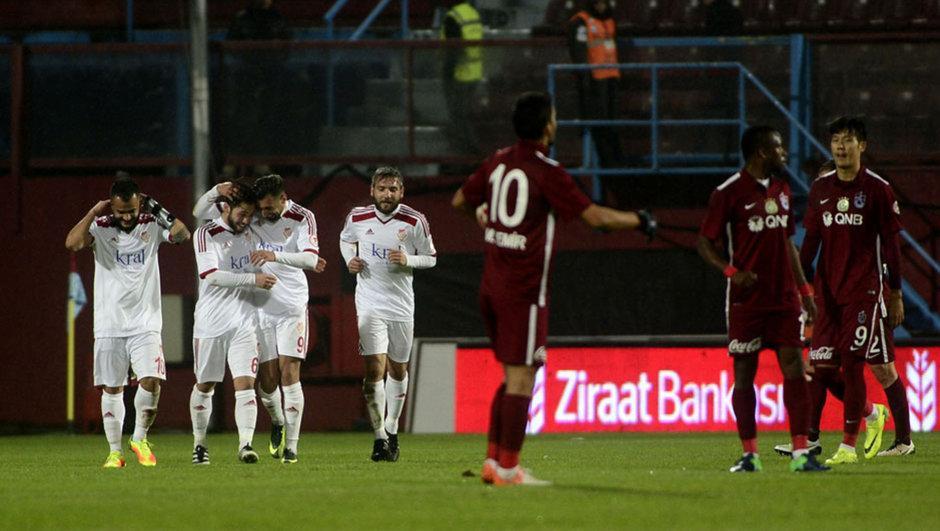 Trabzonspor - Gümüşhanespor