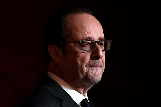 Fransa François Hollande