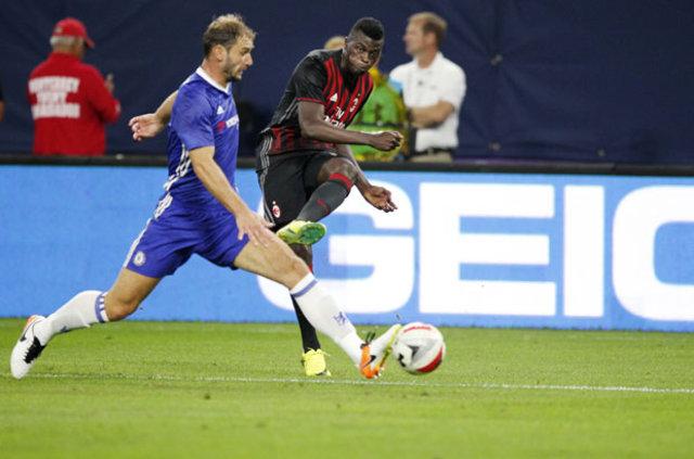 Chelsea'den Beşiktaş'a geliyor: Branislav Ivanovic...