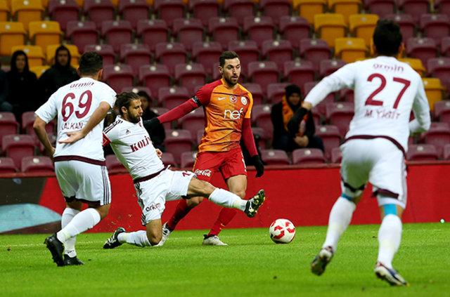 Elazığspor maçında oyundan alınmasına tepki gösteren Sinan Gümüş, ilk kez konuştu