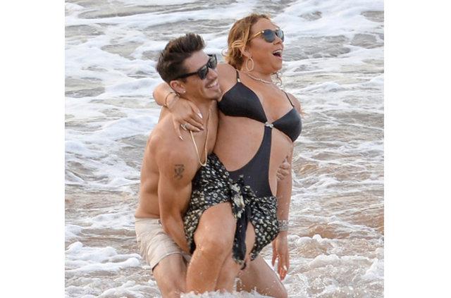 Mariah Carey aşka geldi