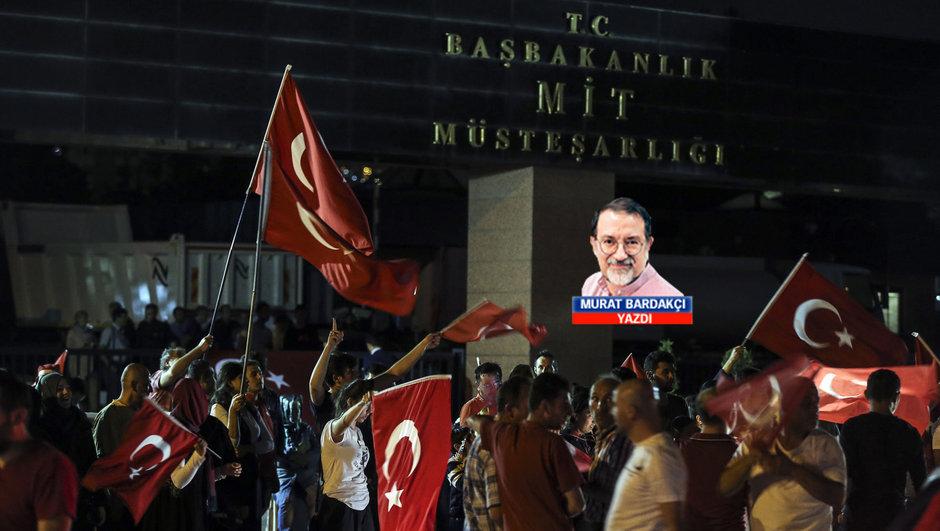 MİT Murat Bardakçı 15 Temmuz