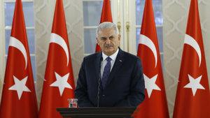 Başbakan KOBİ'lere kredi lansmanında konuşuyor