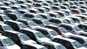 Otomotiv pazarı yüzde 7,5 arttı