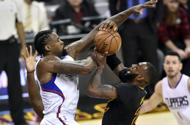 Cleveland Cavaliers Los Angeles Clippers NBA