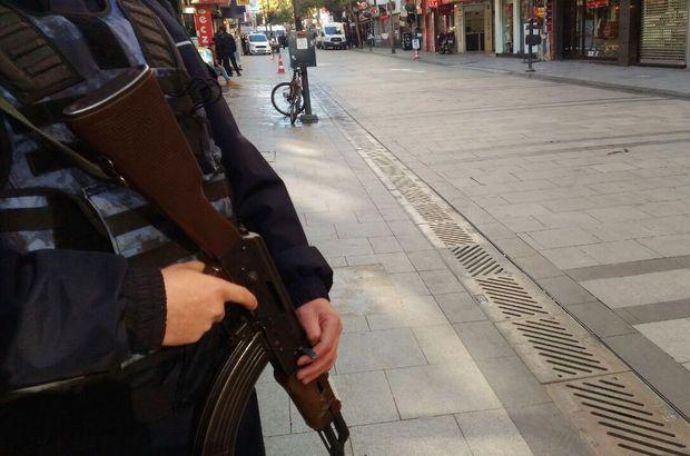 İzmir'de bomba ihbarı: 20 bina boşaltıldı!
