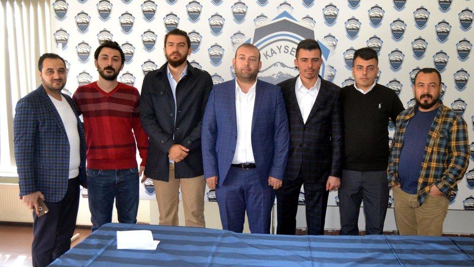 Kayseri'de toplu istifa