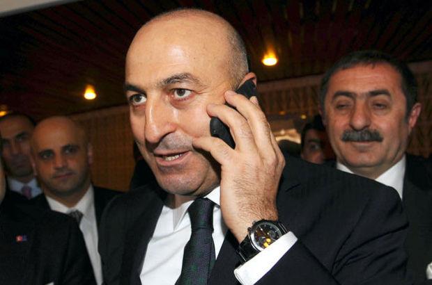 Çavuşoğlu mevkidaşı Mikser ile görüştü