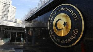 Dışişleri Bakanlığından Kammenos'a tepki