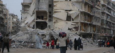 BM'den Halep'te gözaltı iddiası