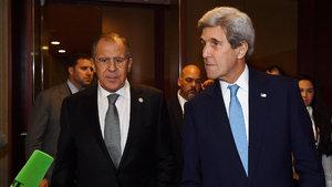 ABD ile Rusya, Suriye'yi görüştü