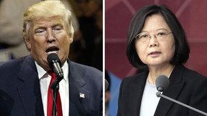 ABD ile Tayvan arasında 38 yıl sonra bir ilk!