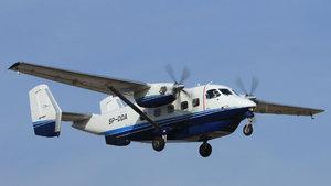 Endonezya'da uçak düştü: 12 ölü