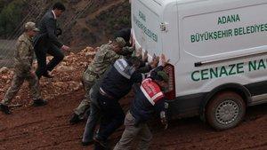 Adana'daki facia sonrası çekilen fotoğrafla ilgili açıklama