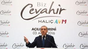 Erdoğan'dan AK Parti ile MHP'nin mutabakatına yorum