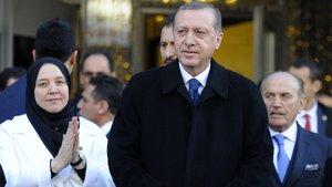 Cumhurbaşkanı Erdoğan: Benim en büyük şeref belgemdir