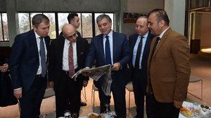 Cumhurbaşkanlığı Abdullah Gül Müze ve Kütüphanesi açılışa hazır