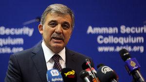 Abdullah Gül'den parti kuracağı iddialarına yanıt