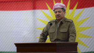 IKBY Başkanı Mesut Barzani'den PYD'ye sert tepki