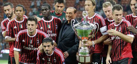 Futbola Berlusconi modeli sızıntı