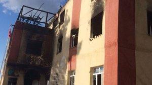Adana'daki yangın soruştuması kapsamında 4 kişi tutuklandır