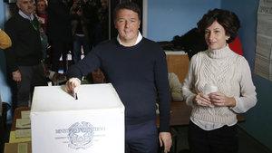 İtalya halkı anayasa reformu için sandık başında