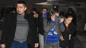 Konya'da fuhuş operasyonu: 8 gözaltı