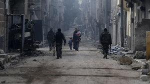 Halep'te çatışmalar 2011'den beri en şiddetli düzeyde