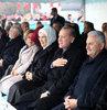 Cumhurbaşkanı Recep Tayyip Erdoğan ve Başbakan Binali Yıldırım Kayseri