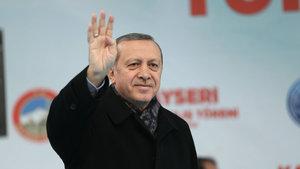 Avusturya'da Cumhurbaşkanı Erdoğan'a oy çıktı